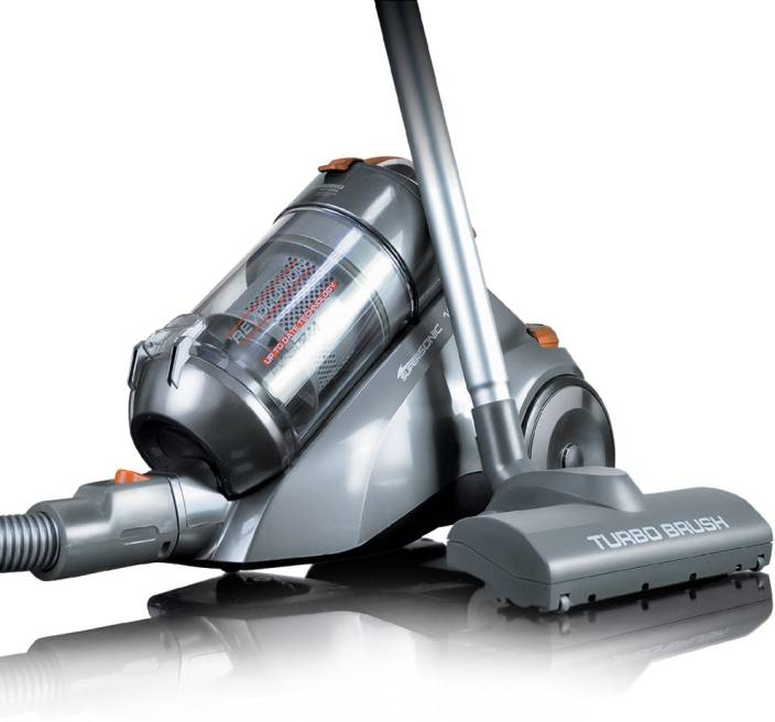 Ordinary vacuum cleaners
