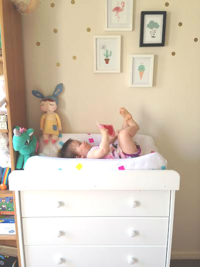 Buy A Changing Table With Drawers
