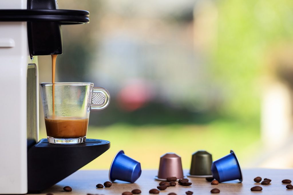 HOME COFFEE MAKER