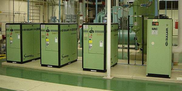 Compressed Air Treatment Equipment
