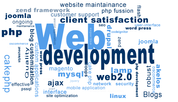 Outsourcing Web Development Services