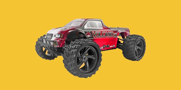 Buying an RC Truck