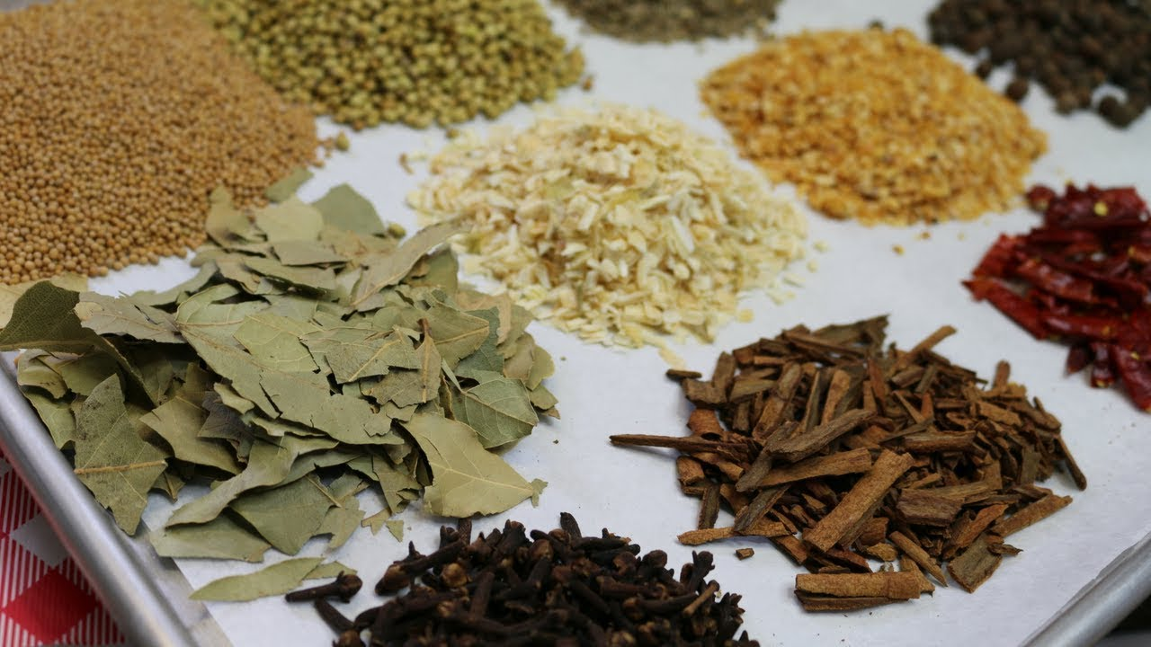 Know About Pickling Spice