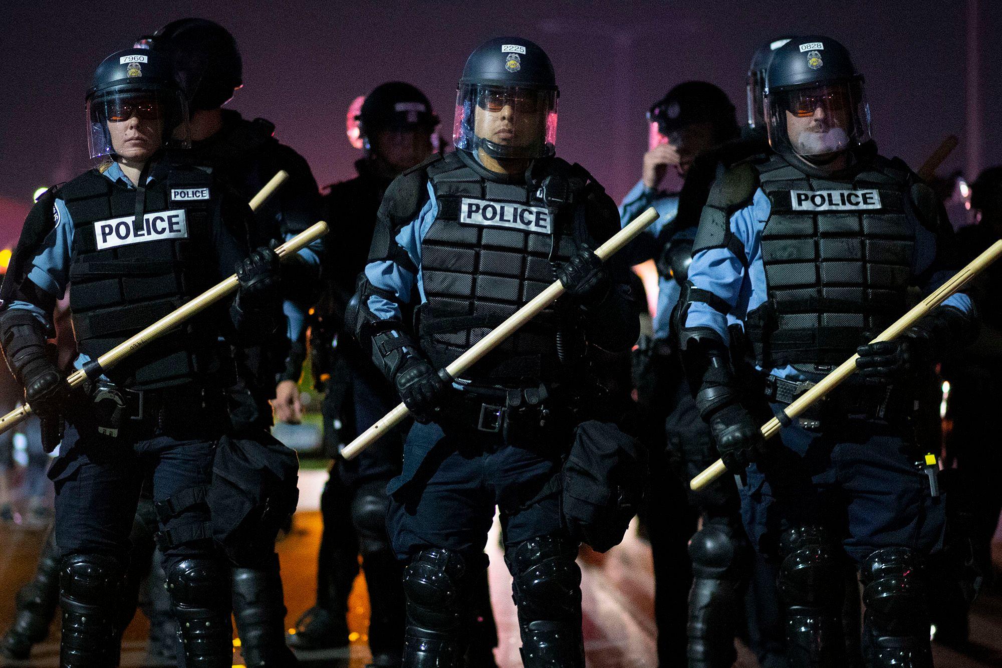 duties of Police in general