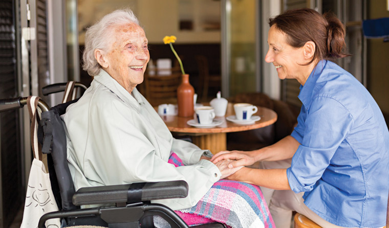 Excellent tips to choose the right type of senior living