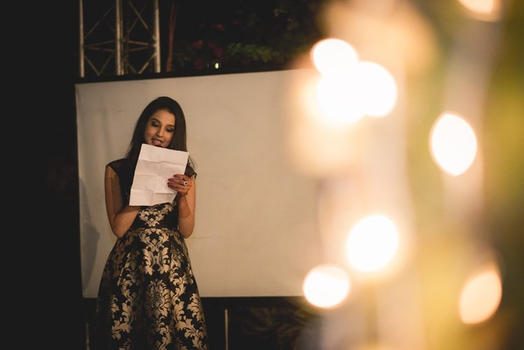Sisters wedding speech