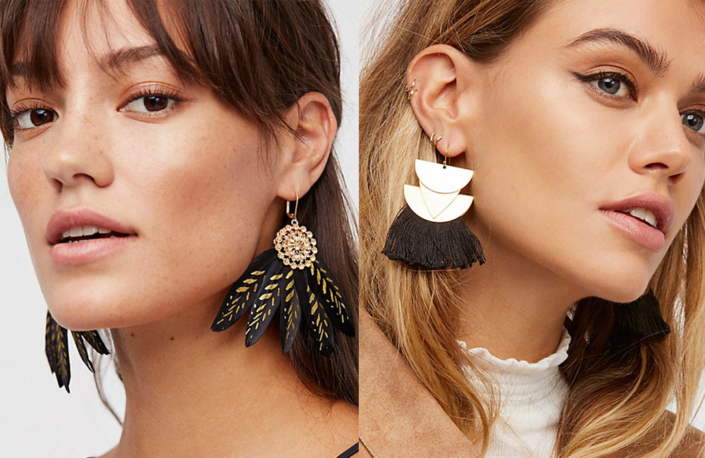 Explore the best fashion earrings at affordable price