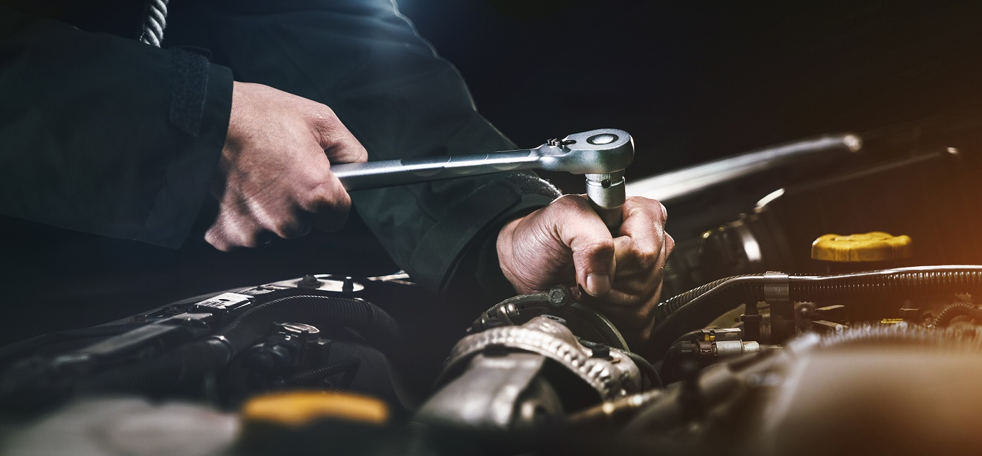 Perform the repairs at right time: